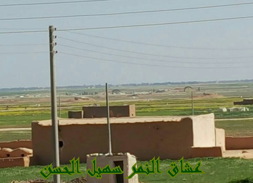 Government Forces Capture Another Village Near ISIS-controlled Jirah Airbase In Aleppo (Map)