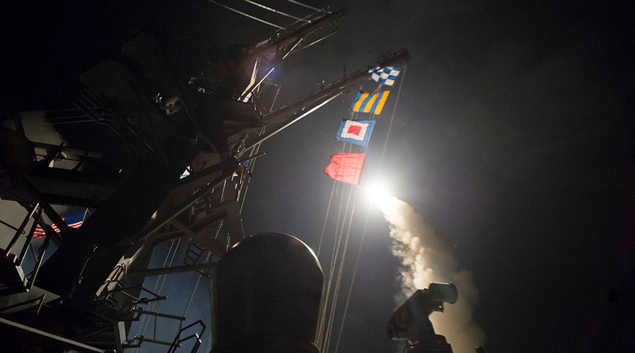 US Missile Strikes In Syria: Russia Suspends Flight Safety Memorandum With United States. Updates From Sha'irat Airbase