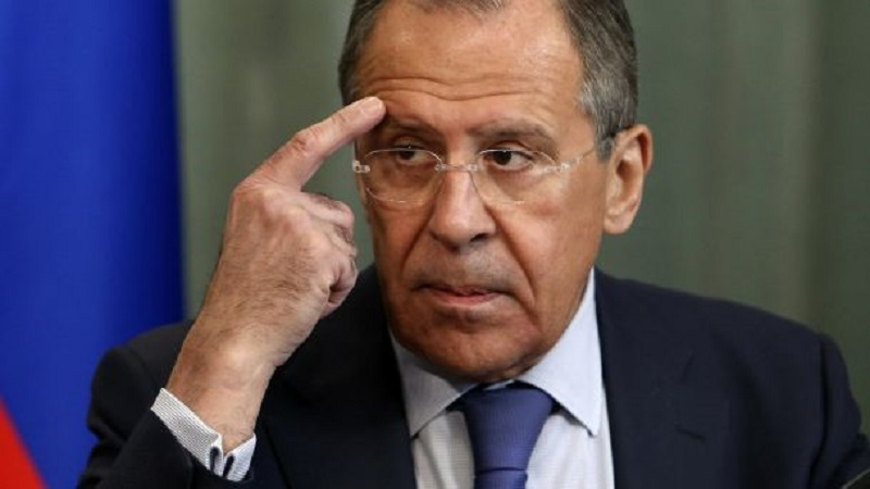 Lavrov Compares US Actions in Syria With Military Intervention In Iraq
