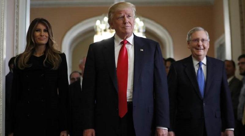 Trump's Missile Strikes On Syria. What Is Behind?