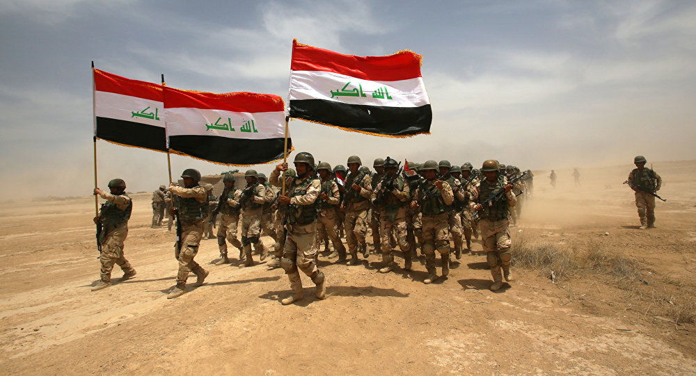 Iraqi Army Launches New Operation Against ISIS West Of Mosul (Photos)