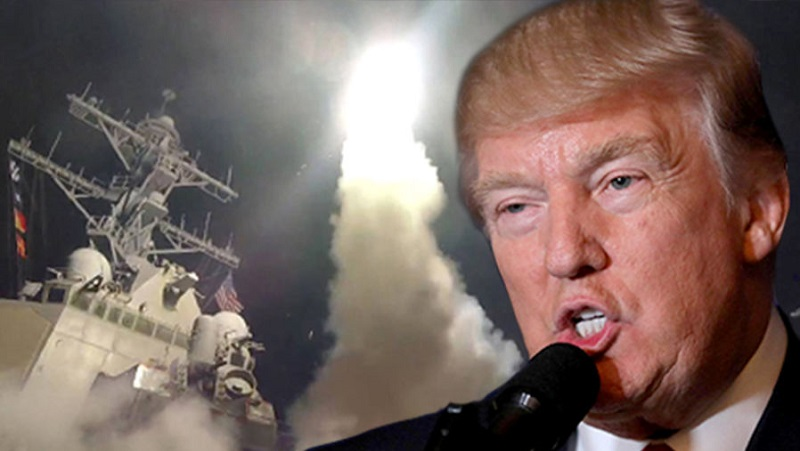 The Shayrat Incident: What is Donald Trump thinking???