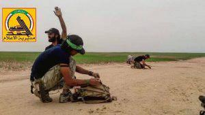 Iraqi Popular Mobilization Units Repelled ISIS Attack North Of Ba'aquba