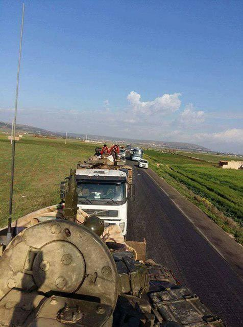 Syrian Military Deploying More Reinforcements Ahead Large-Scale Advance In Northern Hama