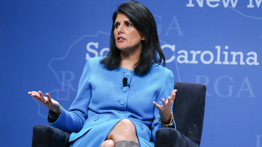 No 'Political Solution' In Syria Possible With Assad In Power, Regime Change Is Top Priority - US Ambassador To UN