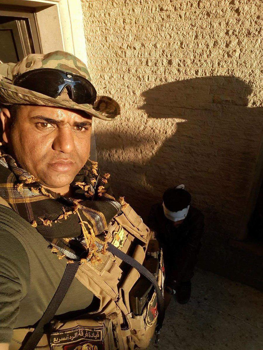 Iraqi Forces Preparing For Storm Of Al-Nouri Mosque In Central Mosul