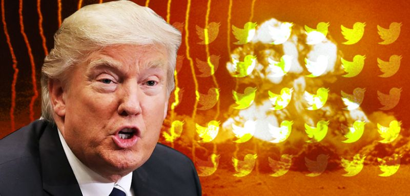 Luring Trump Into Mideast Wars