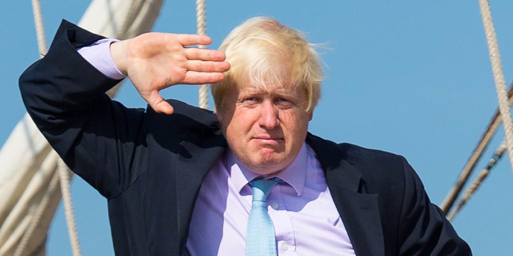 Boris Johnson At Sea: Coronavirus Confusion In The UK
