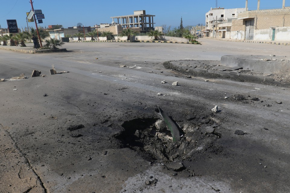 Russian Foreign Ministry Slams Western Version Of Syrian Chemical Weapons Issue