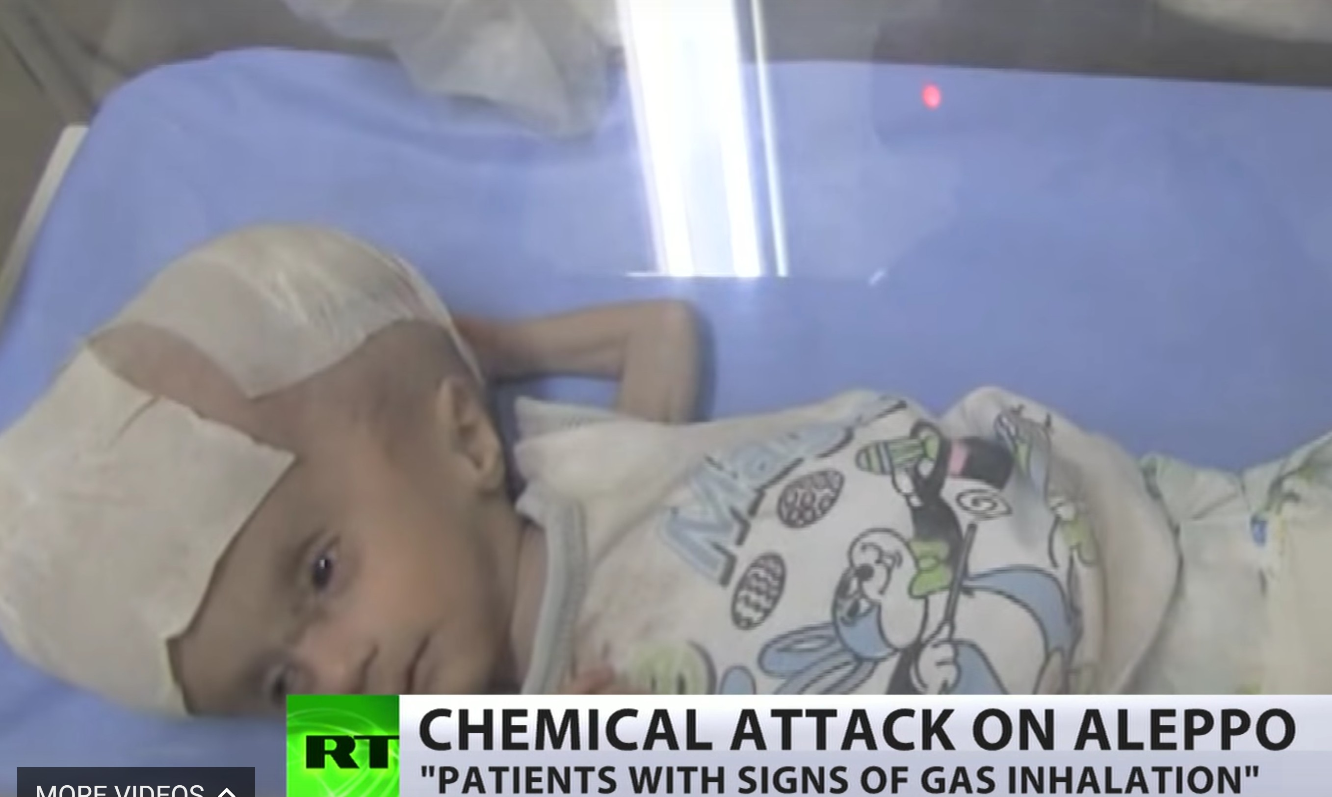 More Information About Alleged Chemical Attack At Khan Sheikhoun Revealed