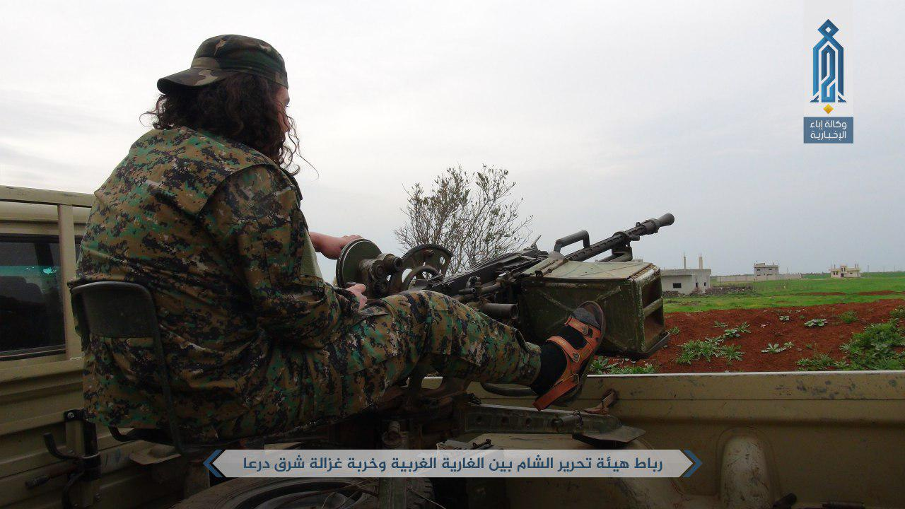 Intense Clashes Ongoing In Dara'a