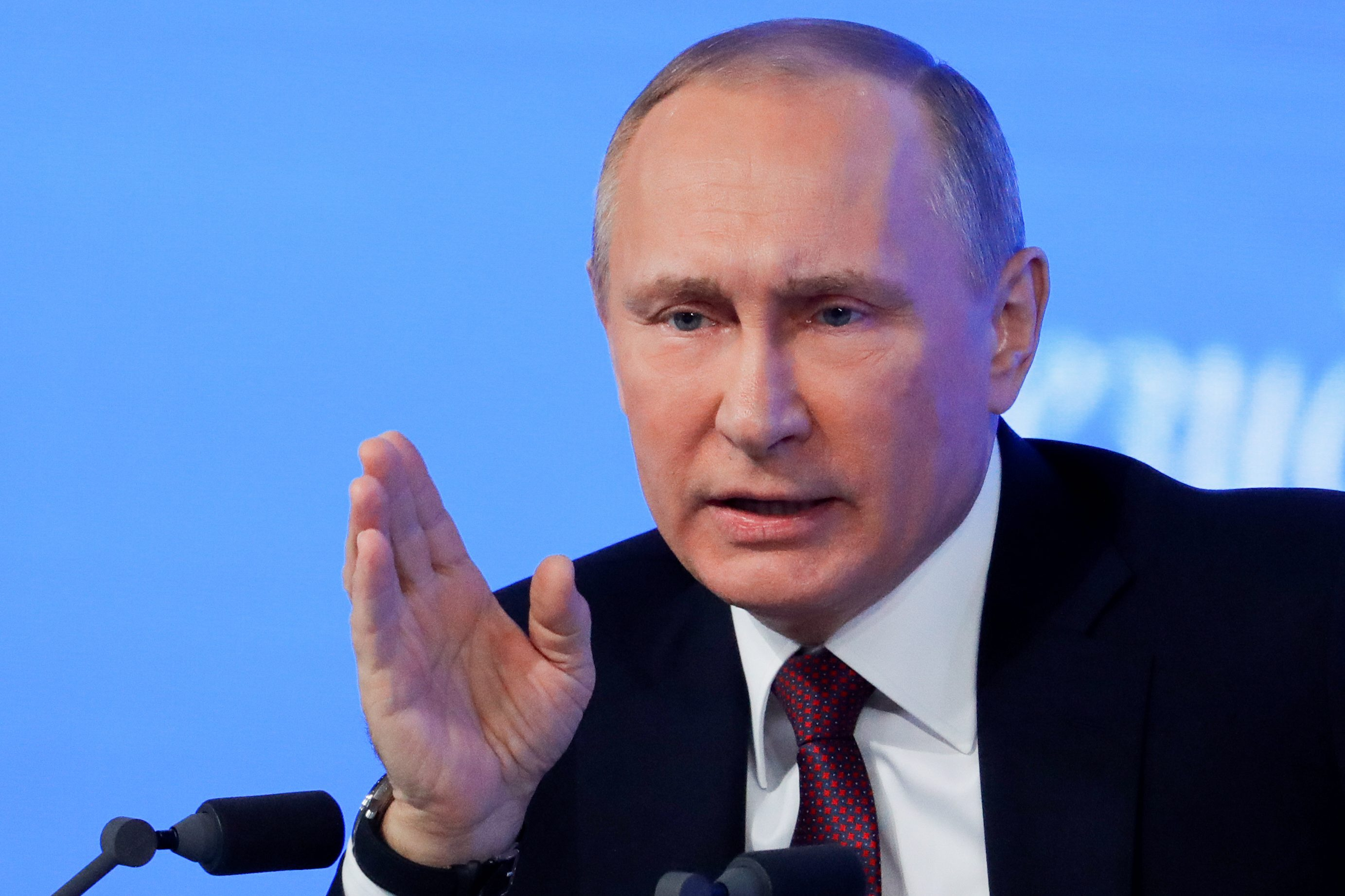 Putin: Idlib 'Chemical Attack' Was False Flag, More Provocations Are Being Prepared