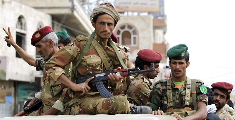 Yemeni Forces Attacking Saudi-led Coalition Across Country