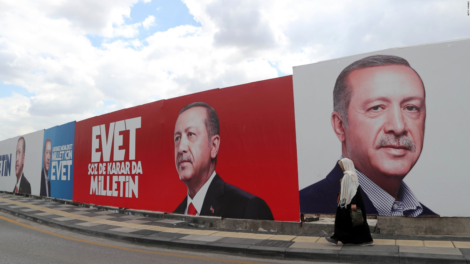 Turkey: Opposition Calls For Constitutional Reform Referendum Result To Be Annulled Over Unstamped Ballots