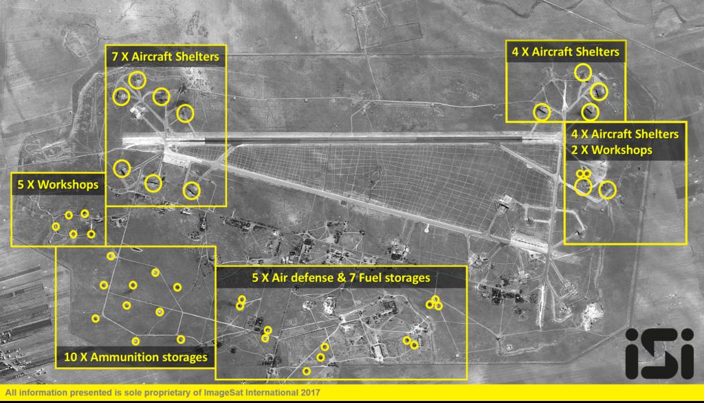 Was Trump's strike on Syria aimed at Assad or Kim Jong-un?