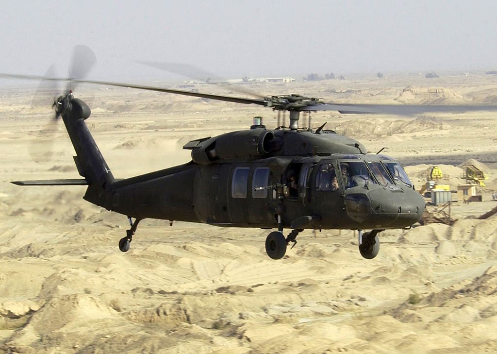Saudi Black Hawk Helicopter Downed In Yemen. At Least 12 Saudi Trools Killed