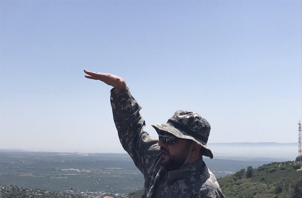 Hezbollah commander, Haj Mehdi