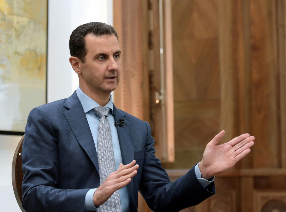 Assad: Washington Wants ISIS to Capture Deir Ezzor