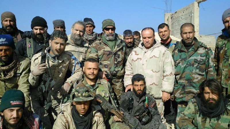 Syrian Army Repels ISIS Attack On Deir Ezzor Airport