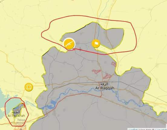 Syrian Democratic Forces Capture Three Villages In Northern Raqqa (Videos, Photos)
