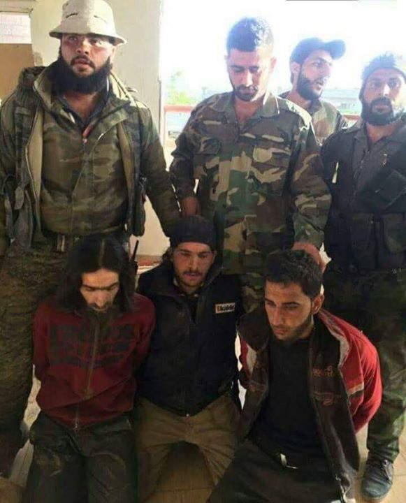 Syrian Special Forces Captured Hay'at Tahrir al-Sham Military Commander In Qaboun (Photos, Videos)