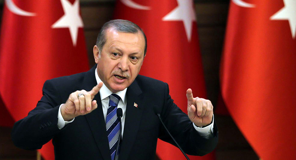 "Erdogan Labels Iraqi Popular Mobilization Units ""Terrorist Organization"", Part Of ""Persian Expansion Policy"""