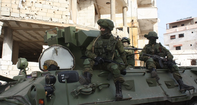 Russia May Deploy Ground Forces To Syria On Assad Government Request - Media Reports