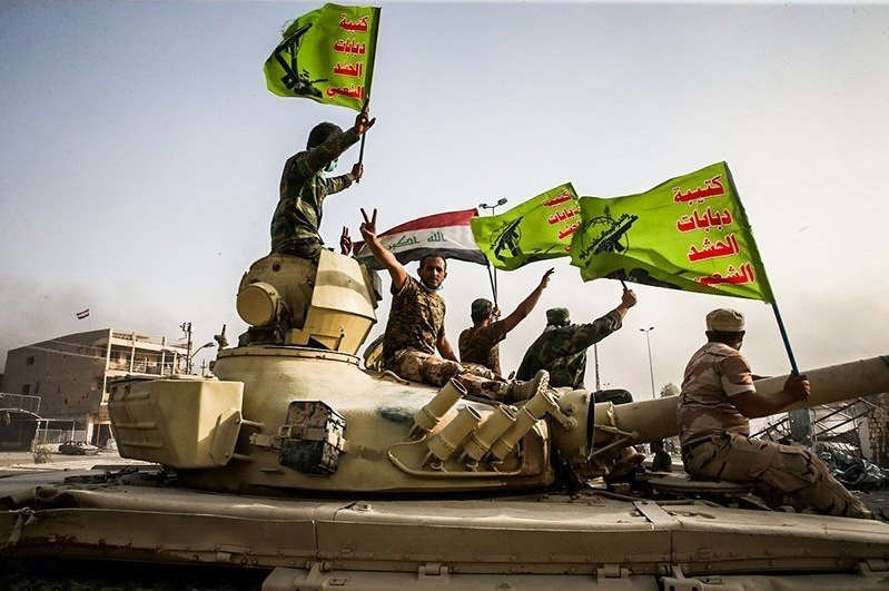 Iraqi Popular Mobilization Units Launch Large Anti-ISIS Operation In Hadar Region South Of Mosul