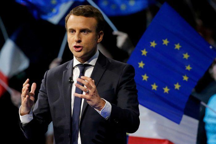 Help à La Française: Macron Pushes Neo-Expansionism