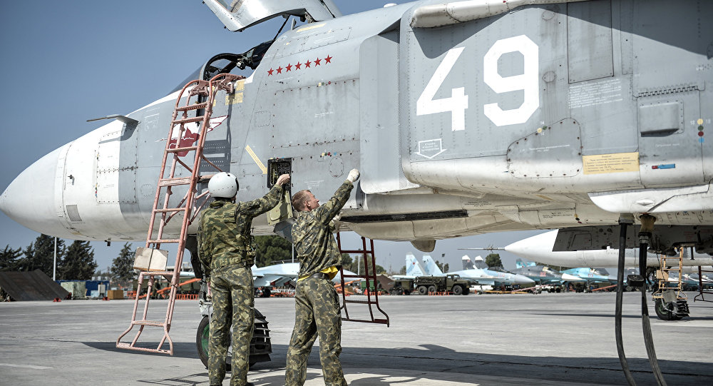 Russia Withdraws Half Of Its Warplanes From Syria