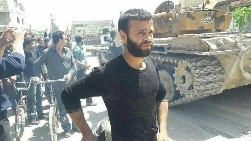 Jaish al-Islam Clashes With Hayat Tahrir al-Sham In Eastern Ghouta