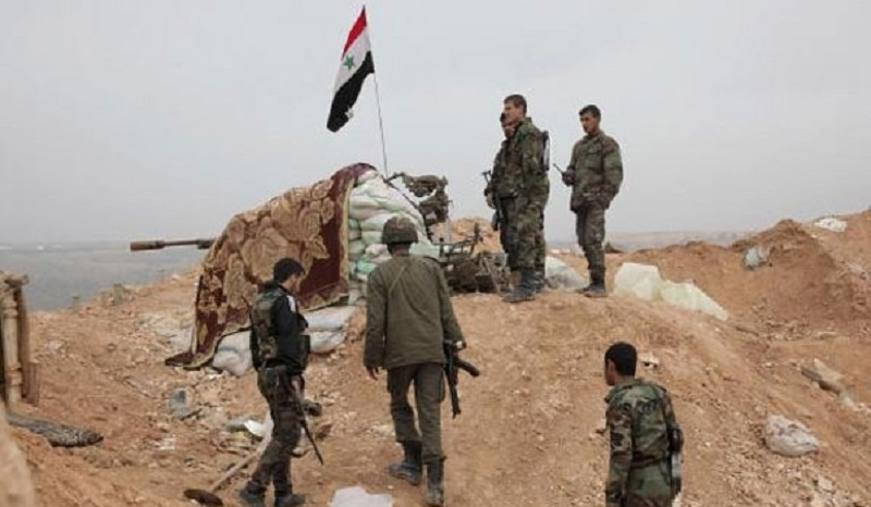 Syrian Troops Repel Large ISIS Attack On Khansser Road