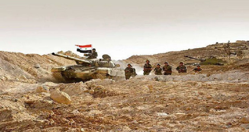 Military Situation In Palmyra And Deir Ezzor