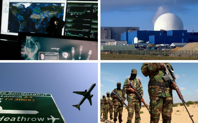 "UK Puts Nuclear Power Plants And Airports On Terror Alert Over ""Credible"" Cyber Threat"