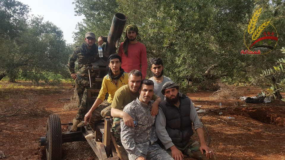 Heavy Clashes Ongoing In Northern Hama (Videos, Photos)