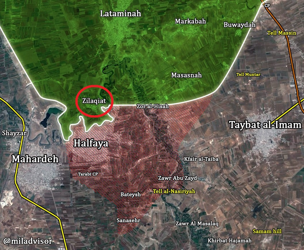 Syrian Army Making More Advances In Northern Hama (Video, Map)