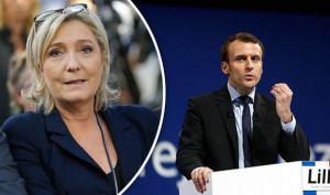 French Elections: Macron versus Le Pen in Run-off. Discredited Socialist Party. A Vote against Neoliberalism