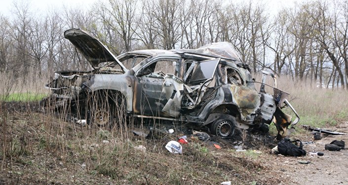 Ukrainian Army Continues Its Advance Into Donbass