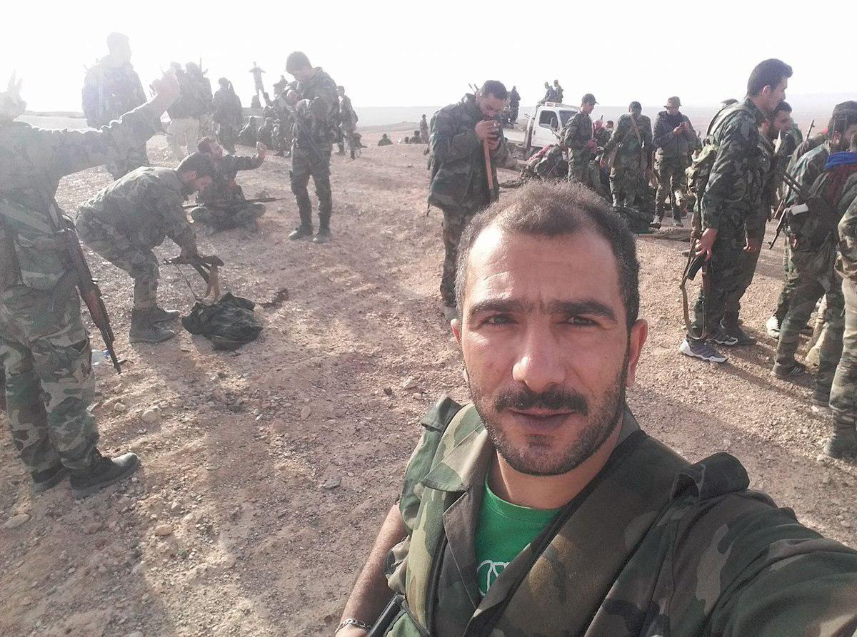 Syrian Army Captures Abandoned Battalion From ISIS Near T4 Airbase