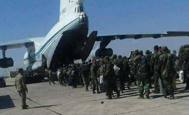 Syrian Army Deploys Additional Forces In Deir Ezzor Airport