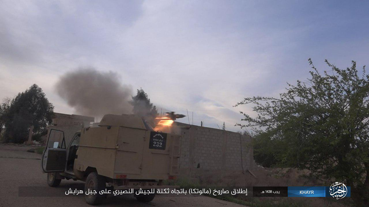 Syrian Army Repels ISIS Attack On Al-Jbileh Neighborhood In Deir Ezzor