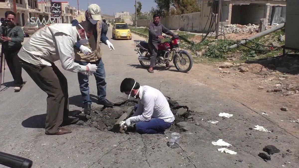 NYT Mocks Skepticism on Syria-Sarin Claims
