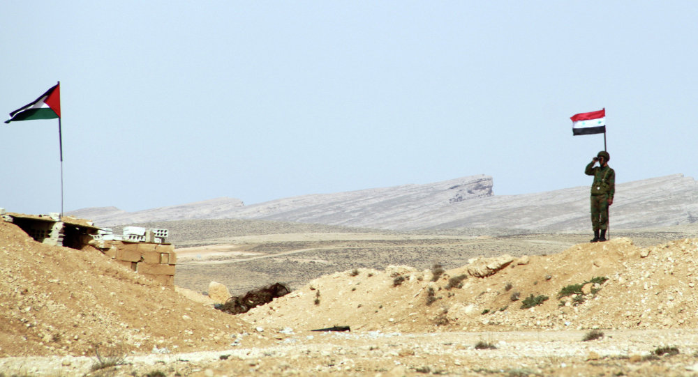 Three Russian Citizens Detained At Lebanese-Syrian Border