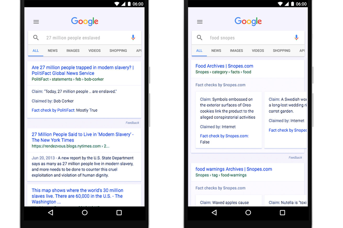 Google Launches Global News Checking System