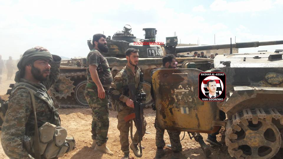 Tiger Forces Entered Taibat al-Imam, Heavy Clashes Inside Town
