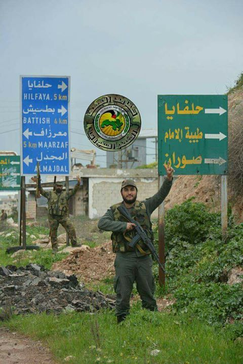 Breakthrough In Hama: Army Repells Militant Attack On Taibat al-Imam, Prepares To Advance On Halfaya