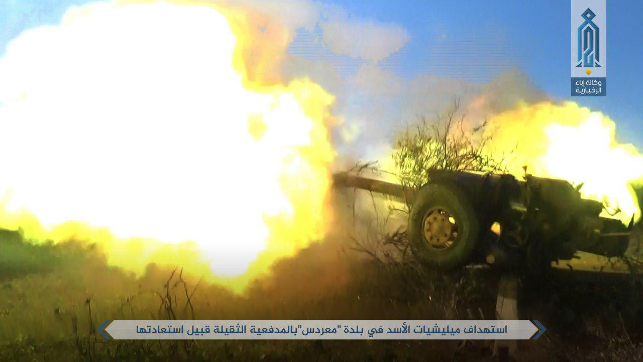 Hayat Tahrir al-Sham-led Forces Seized Maardes From Government Troops In Northern Hama (Photos, Videos)