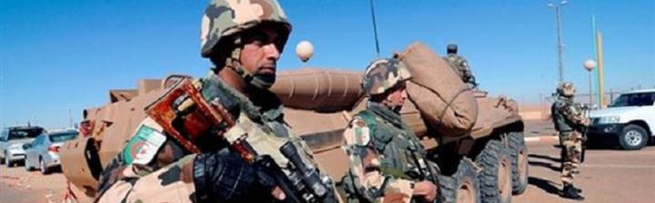 Algerian forces (file photo)