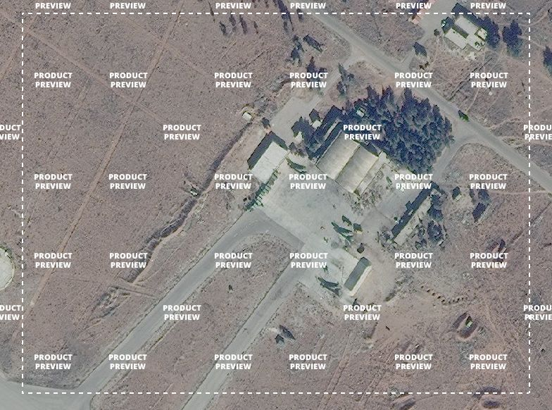 All What You Need To Know About Ash Sha'irat Airbase in Homs