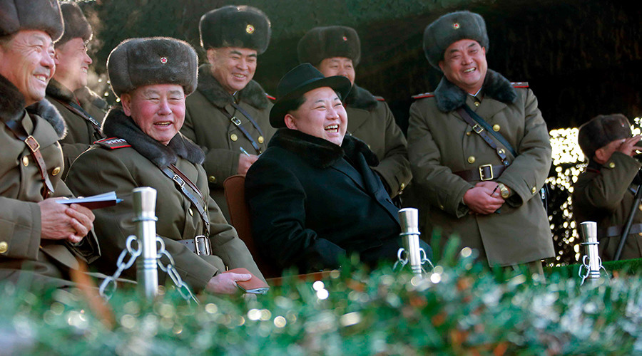"""Trump Considering """"Kinetic Military Action"""" On North Korea Including """"Sudden Strike"""""""